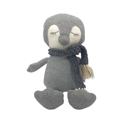 Stanley Penguin - handmade felted wool toy