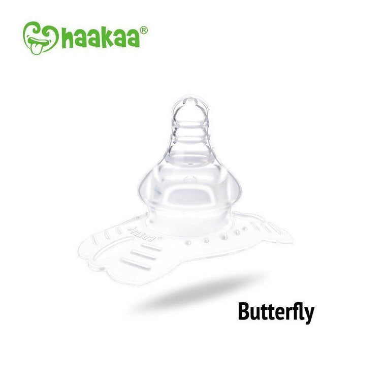 Breastfeeding Silicone Nipple Shield : Butterfly