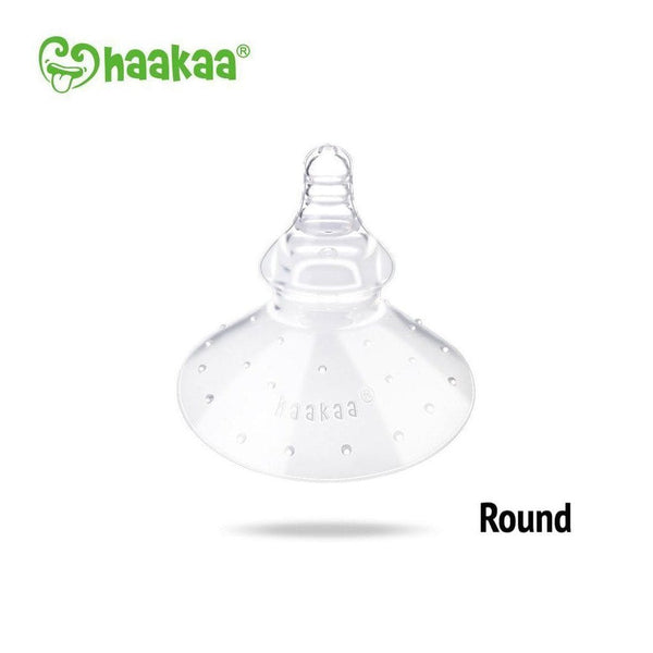 Breastfeeding Silicone Nipple Shield : Round