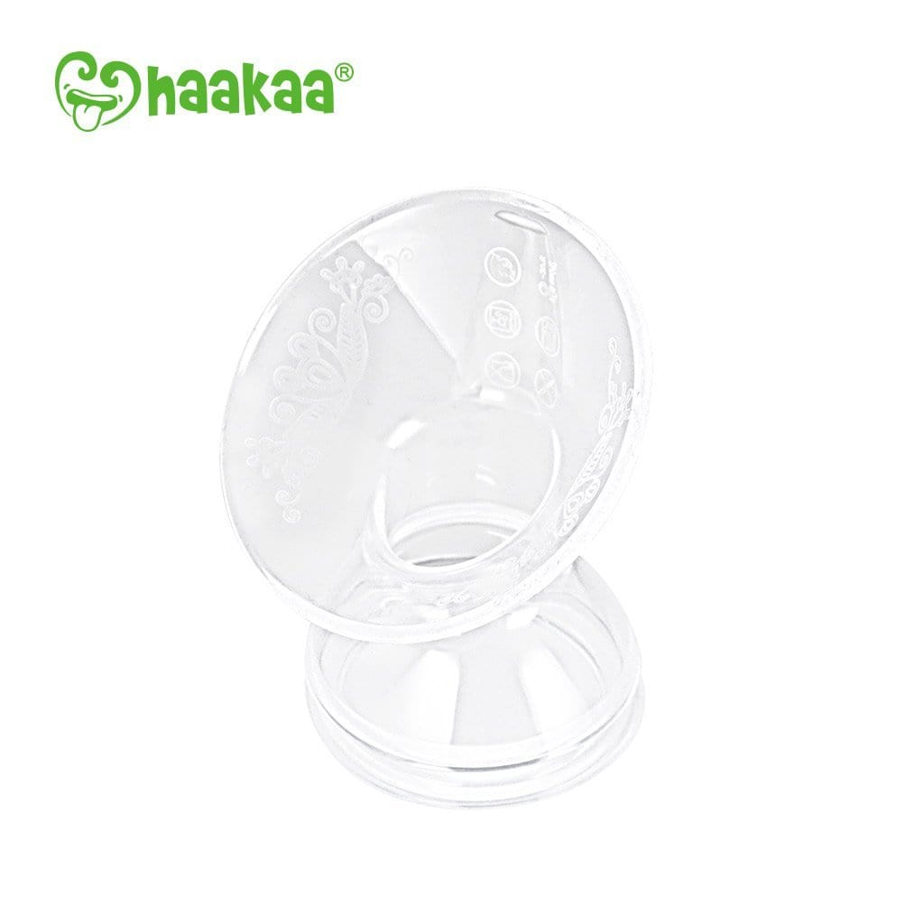 Silicone Breast Pump Flange | Generation 3 Nursing and Feeding Haakaa
