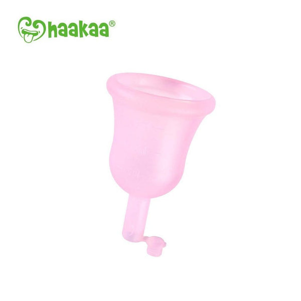 Flow Cup (Menstrual Cup) - Valve Nursing and Feeding Haakaa Pink 18ml