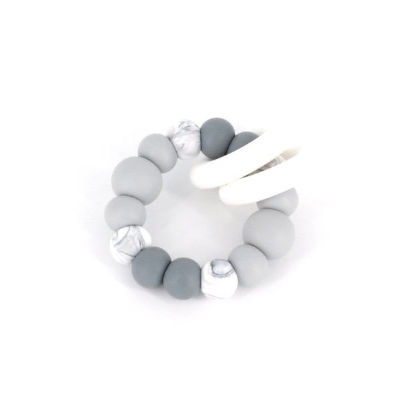 TRIO Teether : Grey Ombre Teether Lluie