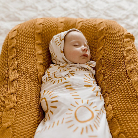 Bamboo Jersey Wrap : Soleil Wraps Luna's Treasures