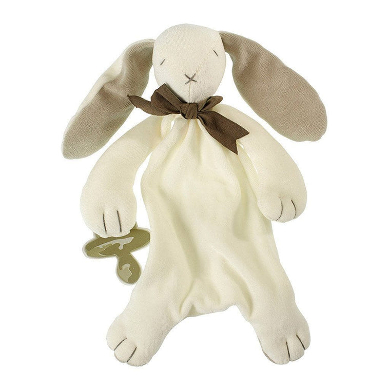 Baby Soft Toy Comforter (Organic) – Ears The Bunny (Unboxed)