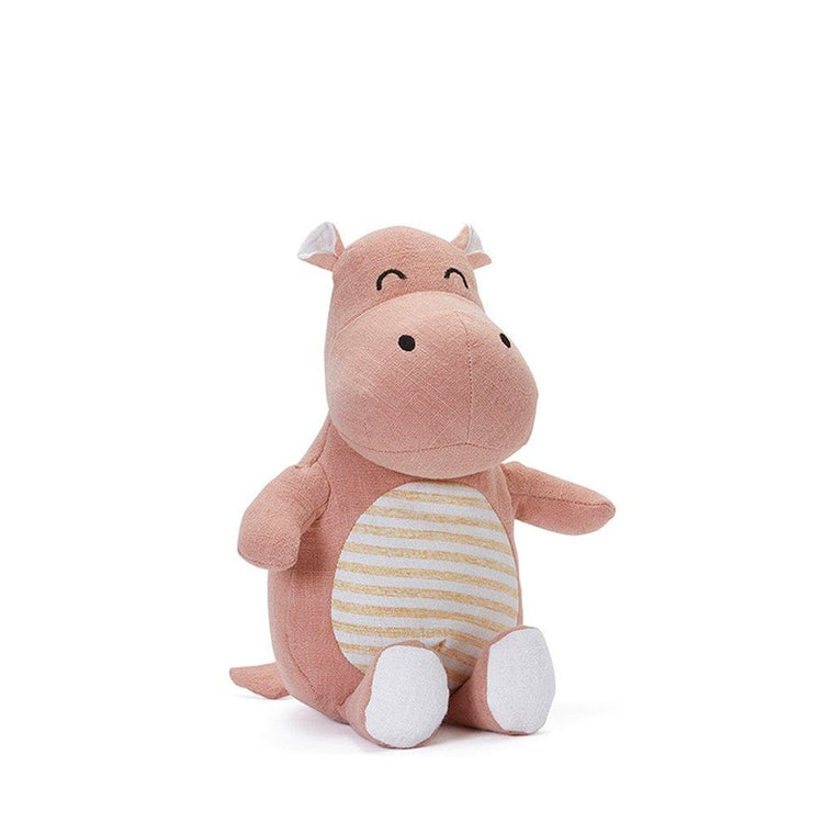Hannah the Hippo - Pink Medium