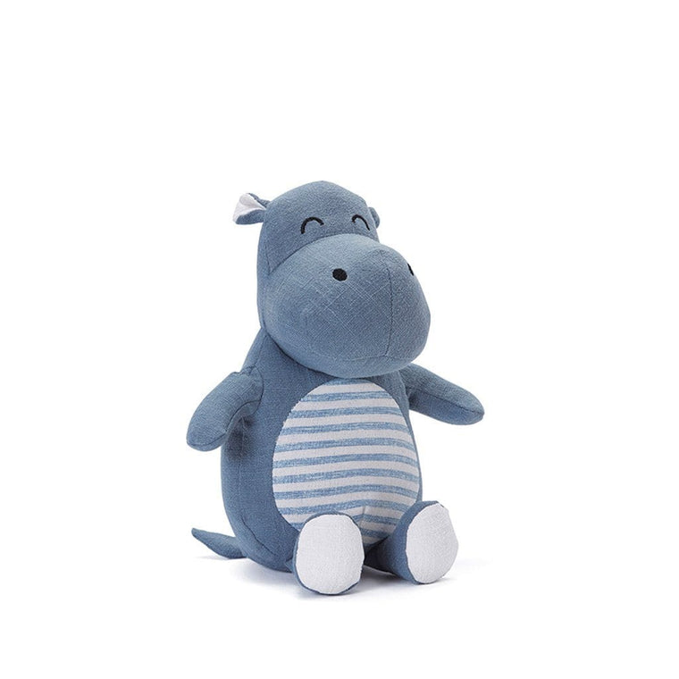 Hugo the Hippo - Blue Medium