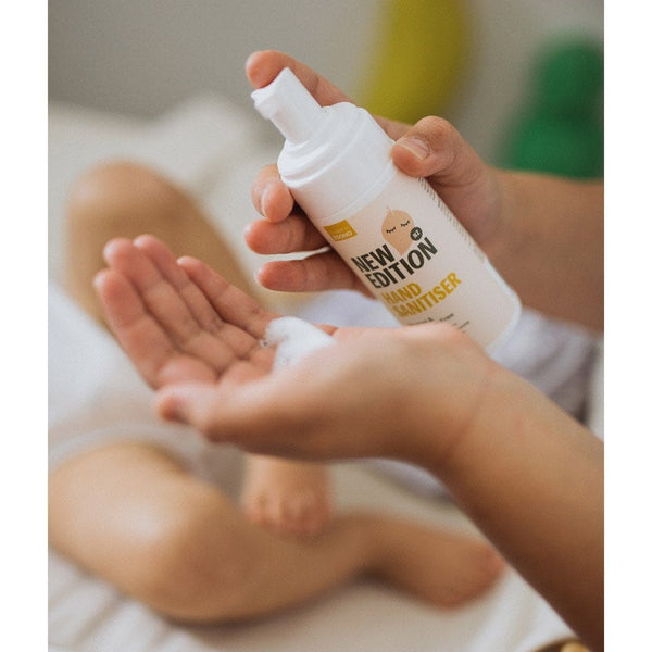 Hand Sanitiser - 150ml Nursing and Feeding Green Group Collective NZ Ltd