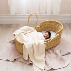 Bebek Baby Blanket : Natural