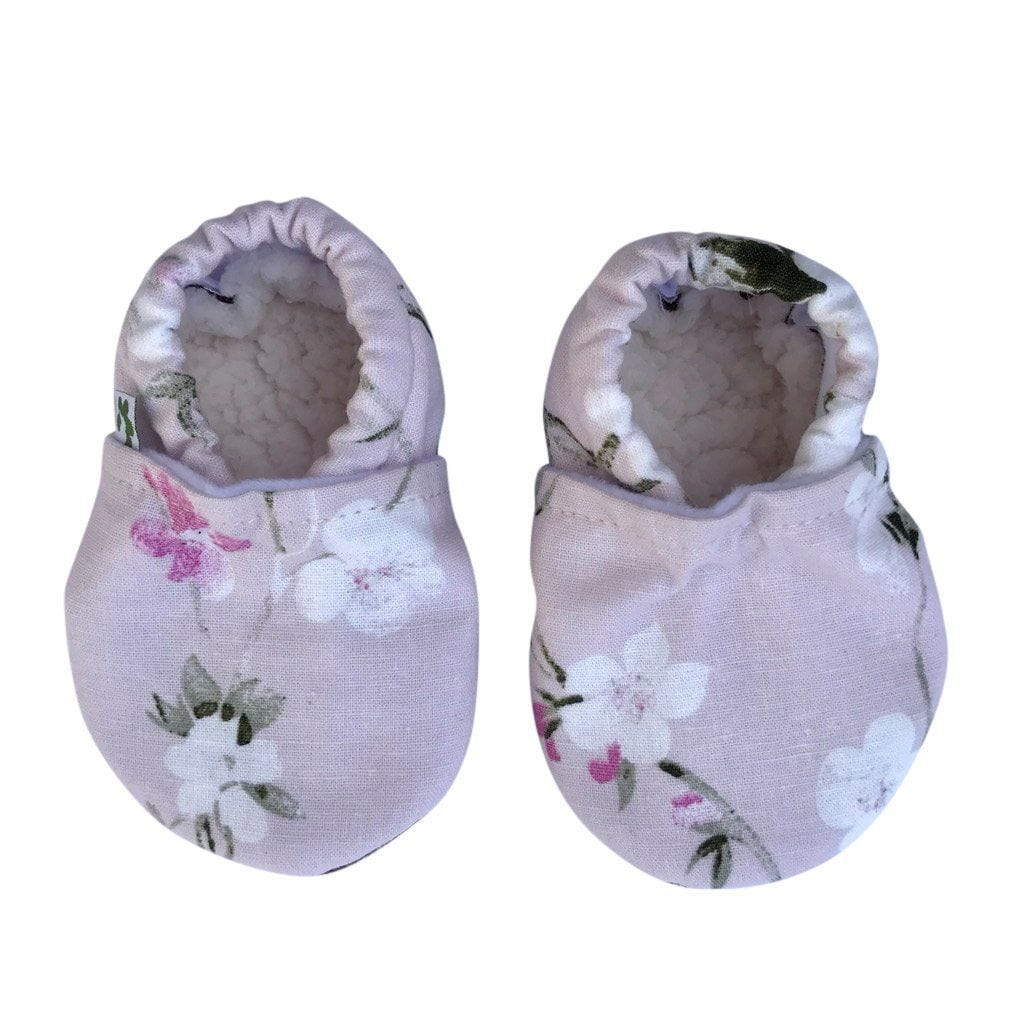 Baby Booties - Spring Blossom