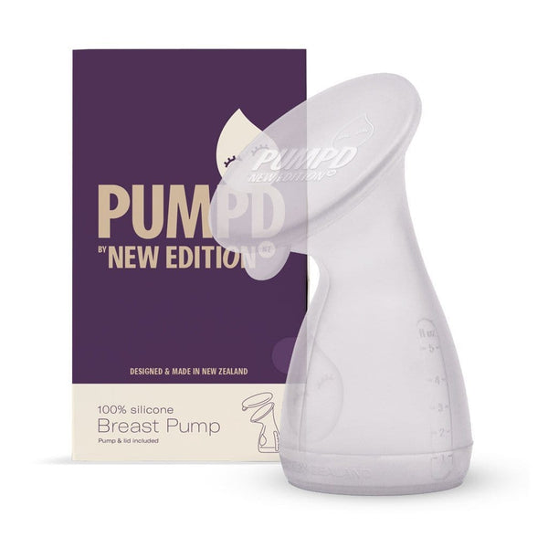 Pumpd Breast Pump and Lid - 150ml Nursing and Feeding Green Group Collective NZ Ltd
