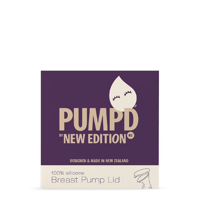 Pumpd Breast Pump Lid