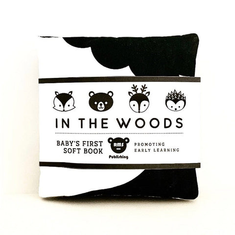 Baby's First Soft Book : In the Woods Toys RMS Publishing