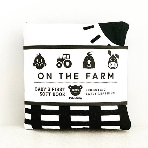 Baby's First Soft Book : On the Farm Toys RMS Publishing
