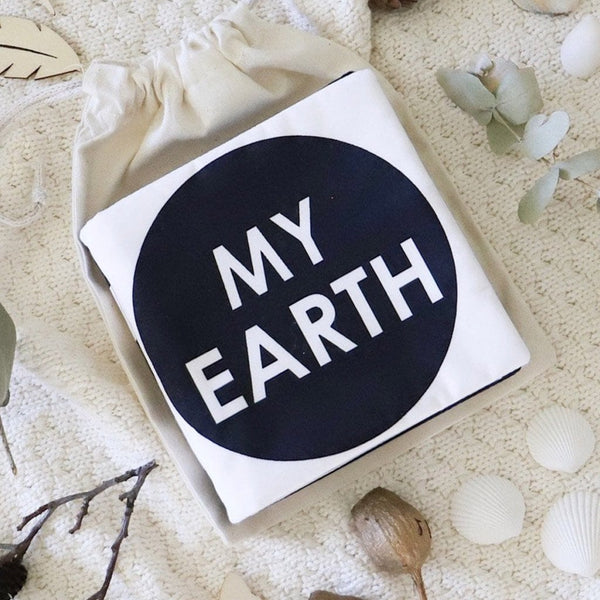Cloth Book: My Earth Toys RMS Publishing