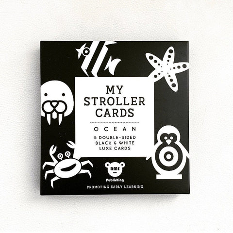 My Stroller Cards: Ocean Toys RMS Publishing
