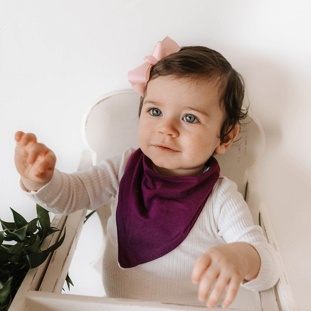 Dribble Bib : Fig Baby Accessory Snuggle Hunny Kids