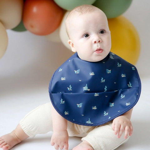 Waterproof Snuggle Bib : Arizona Baby Accessory Snuggle Hunny Kids