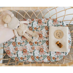 Jersey Fitted Bassinet Sheet : Florence Sheet Snuggle Hunny Kids