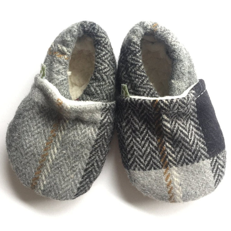 Pretty Kiwi Booties - Grandad Charles Suit