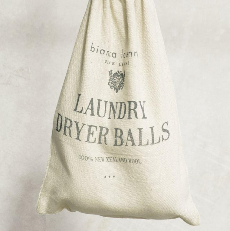 Laundry Dryer Balls (Set of 3)