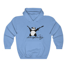 Load image into Gallery viewer, Damage Factory Angry Panda Hoodie