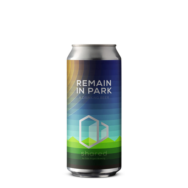 Shared Remain in Park Wheat Lager