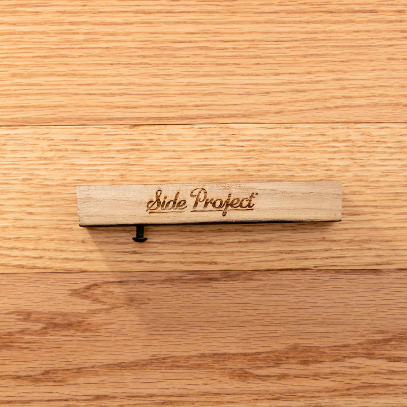 Side Project Barrel Stave Bottle Opener