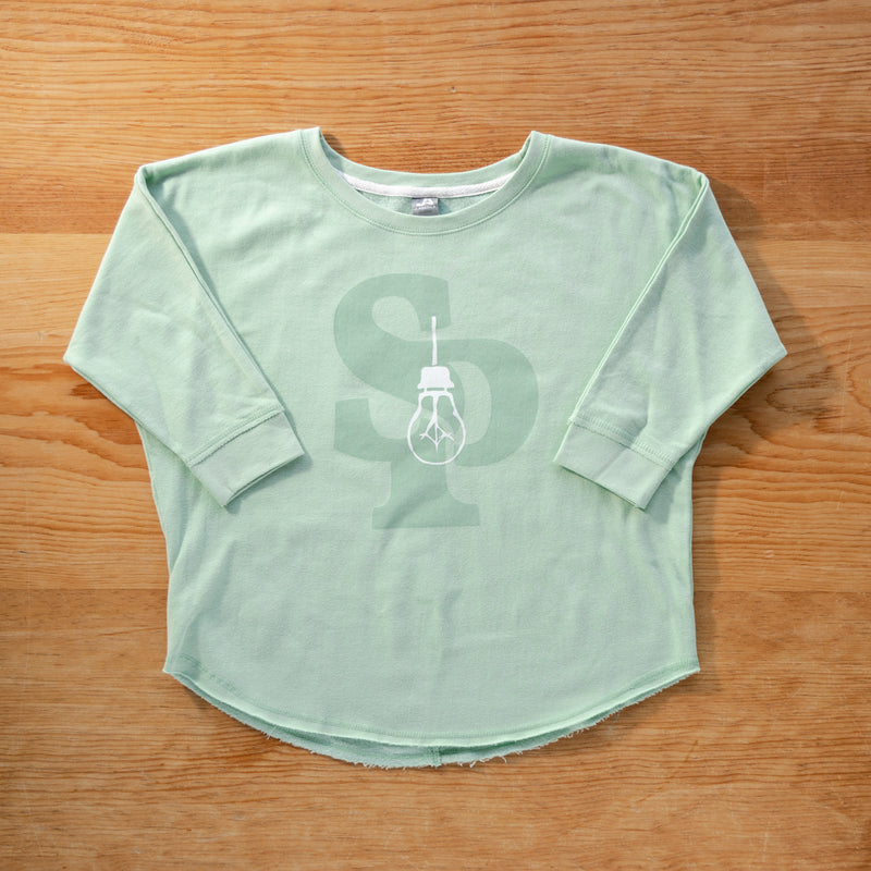 Side Project SP Lightbulb Ladies Sweatshirt