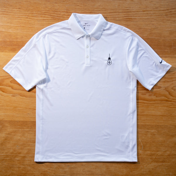 Side Project Light Bulb Nike Dri-FIT Polo