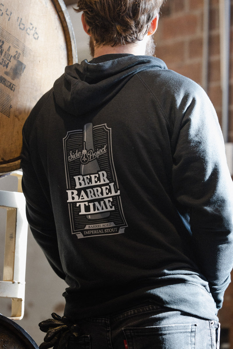 Side Project Beer : Barrel : Time Pullover