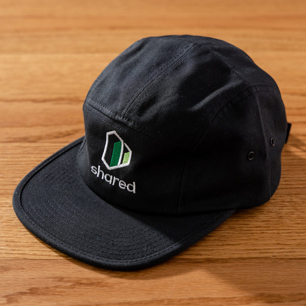 Shared Logo 5-Panel Hat