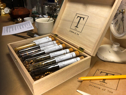 Science of Tea Components
