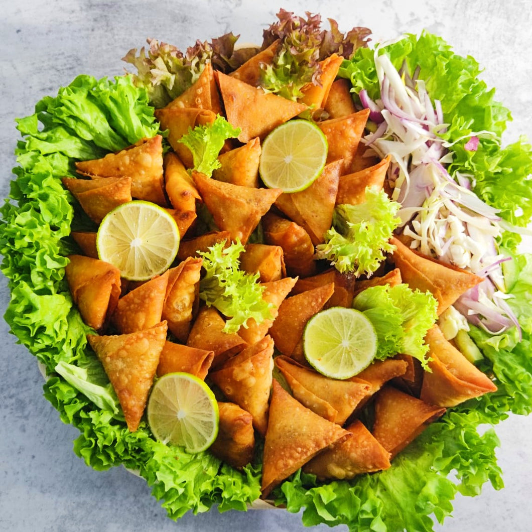Mix Samosa - 40 pcs