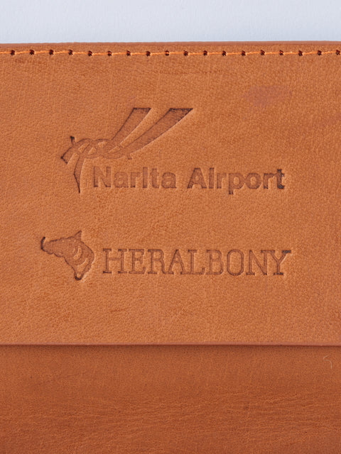 Masaharu Honda「ユリノヨアケリ」|NARITA AIRPORT Card Case