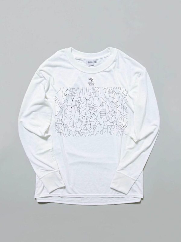 Satoru Kobayashi「夏の魔物」|Long Sleeve T-Shirt