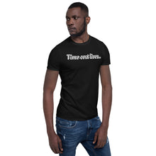 Afbeelding in Gallery-weergave laden, Men's T-shirt ''Time cost lives..''