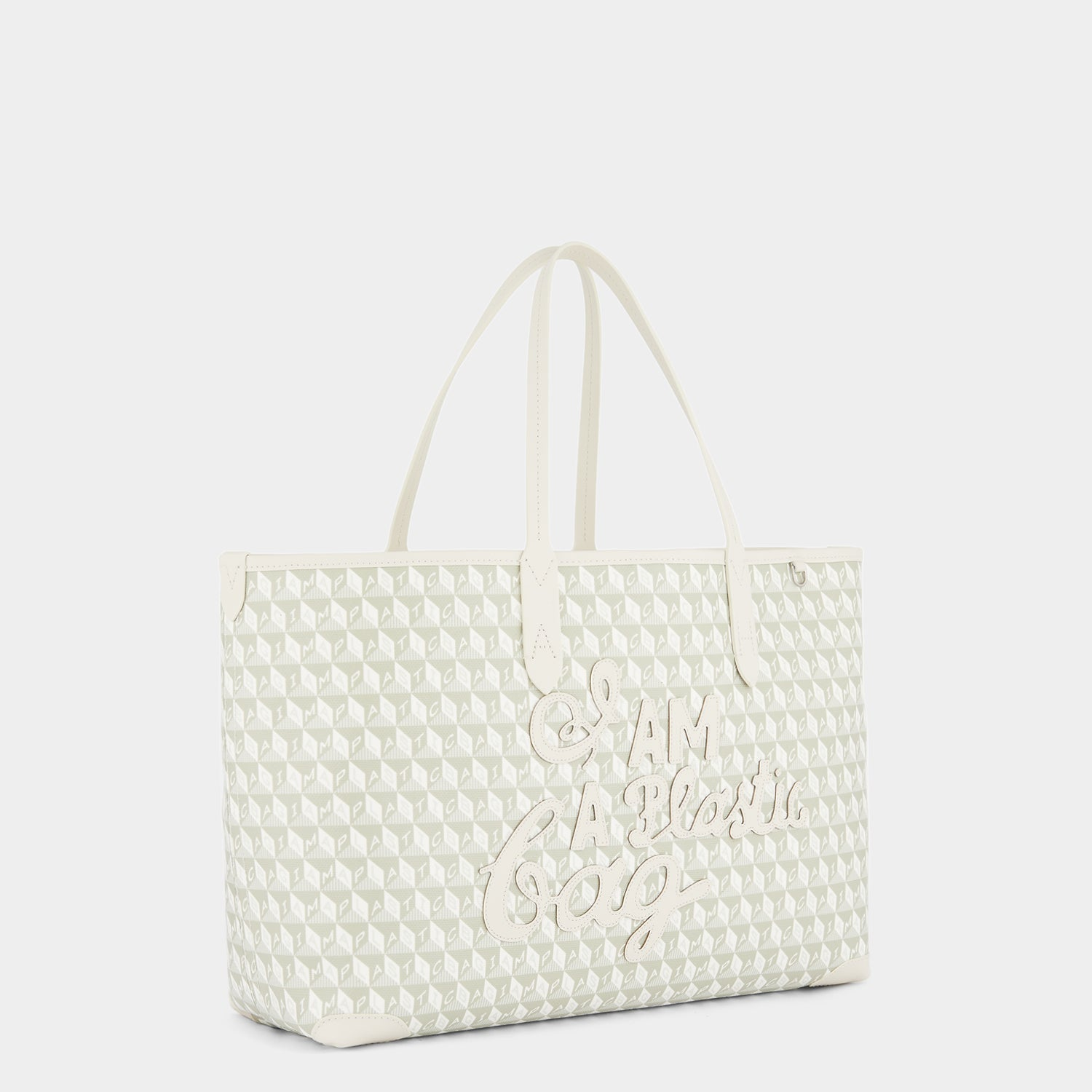 I Am A Plastic Bag Small Motif Tote