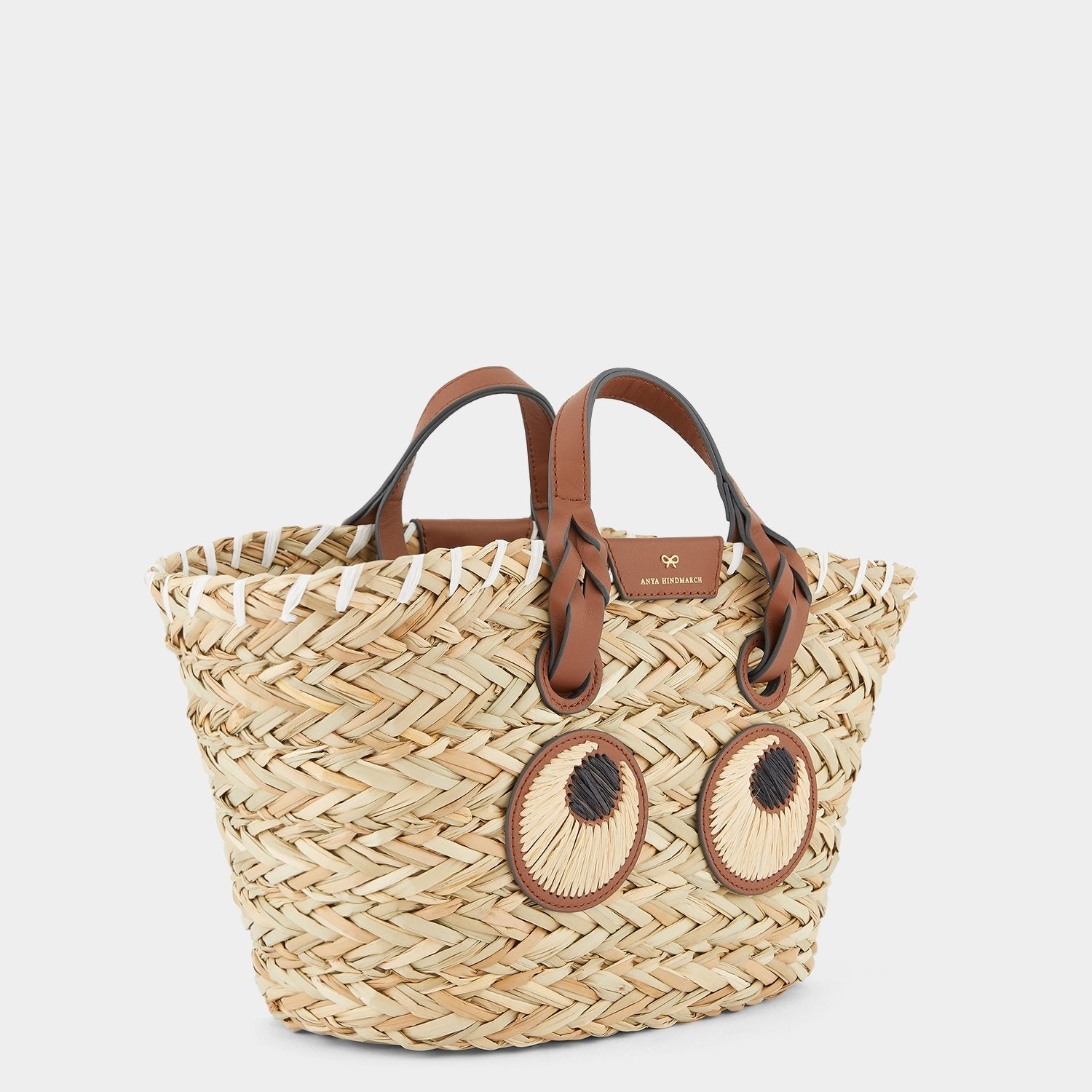Small Paper Eyes Basket