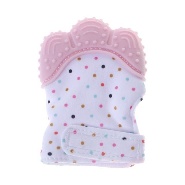 Baby Teether Gloves