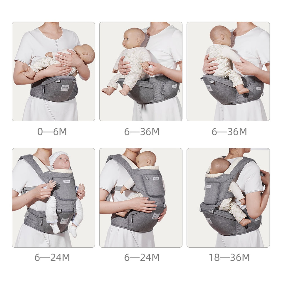Sunveno Baby Carrier Bag