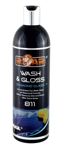 Wash & Gloss - Orkaehf