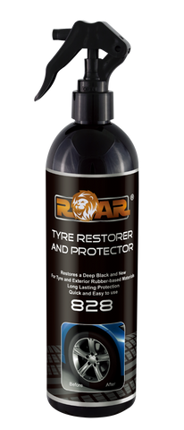 Tire Restorer & Protection