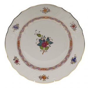 Chinese Bouquet Multi Service Plate