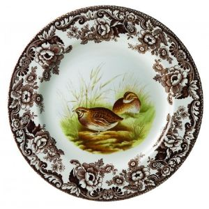 Woodland Dinner Plate Assorted