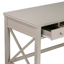 Load image into Gallery viewer, Larksmill Farmhouse Writing Desk - Gray  -  HO2545