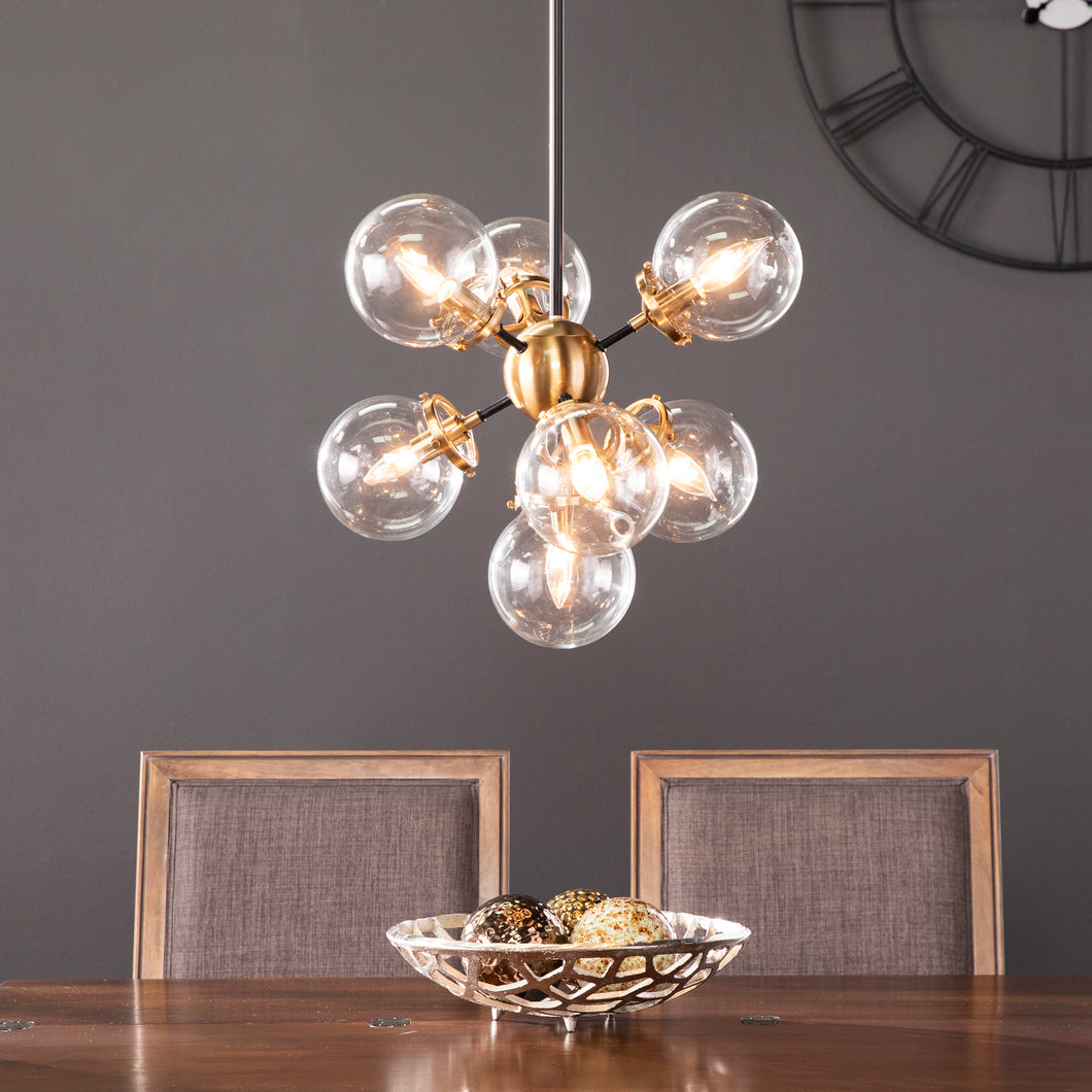 Boltonly Contemporary 7-Light Pendant Lamp  -  LT1040348