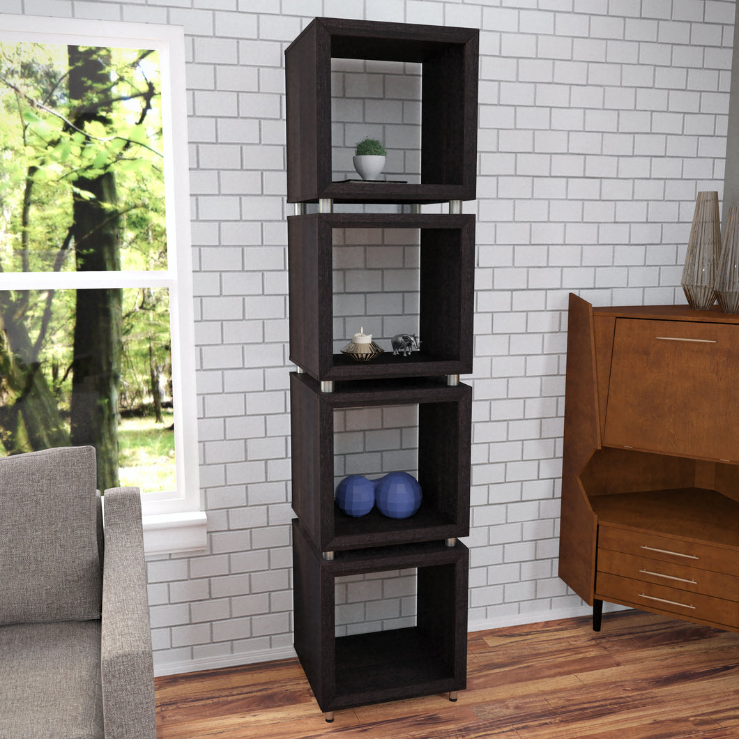 Portgren 4-Tier Bookshelf  -  HZ1114643