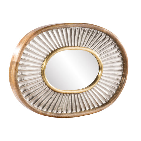 Image of Froxley Oval Decorative Mirror