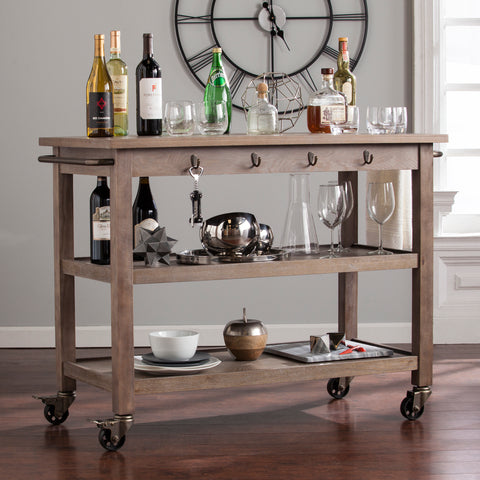 Dontos Industrial Kitchen Cart