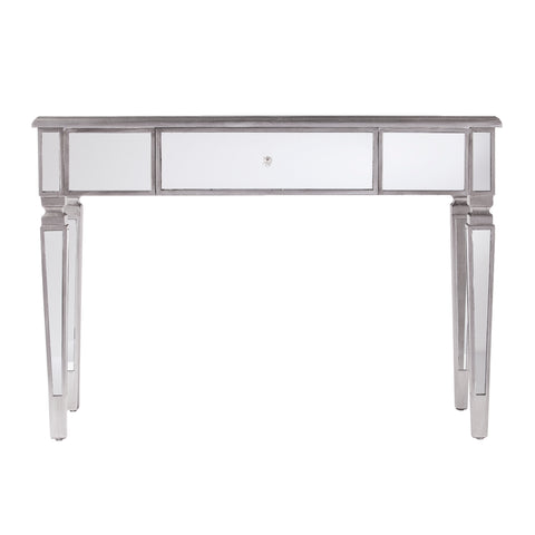 Wedlyn Mirrored Storage Console